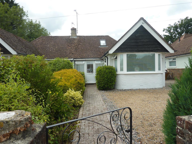 3 bedroom semi detached chalet bungalow for sale